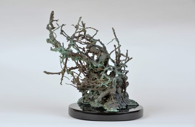 Tree of Life, Broken, Burnt and Remade