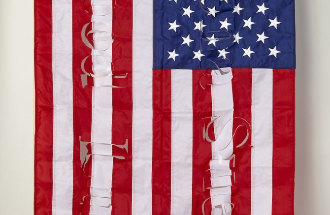 Motto for the New America (Good Luck / Buena Suerte)